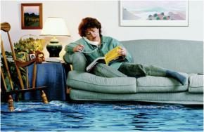 Как обезопасить свой дом от потопа при поломке систем водоснабжения и отопл ...