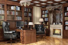 Как оформить рабочий кабинет?