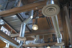 Проектирование вентиляции в ресторане