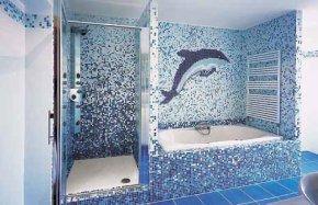 Какую мозаику использовать в своей квартире?