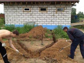 Заземление – важный этап работ при проектировании и строительстве загородно ...