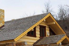 Деревянная крыша: плюсы и минусы