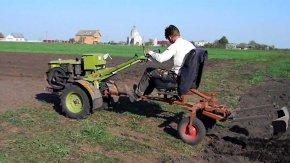 Мотоблок – незаменимая техника в сельском хозяйстве