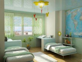 Особенности дизайна детской спальни