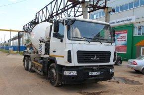 Распространенные способы доставки бетона